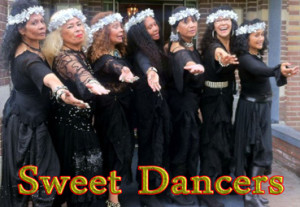 109 Sweet Dancers