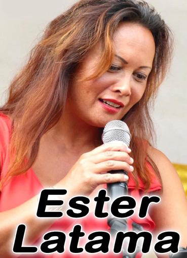 22 Ester Latama