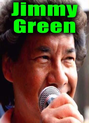 28 Jimmy Green